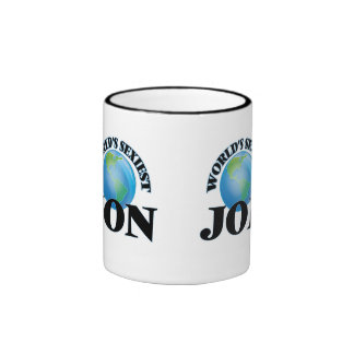 World's Sexiest Jon Coffee Mug