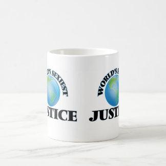World's Sexiest Justice Coffee Mug