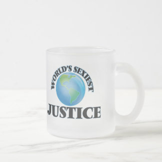 World's Sexiest Justice Coffee Mugs