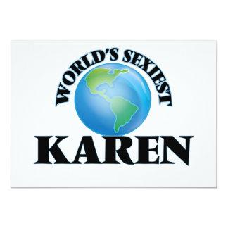 World's Sexiest Karen Cards