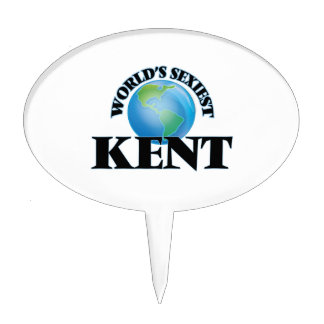 World's Sexiest Kent Cake Pick