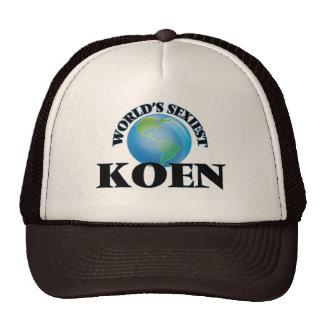 World's Sexiest Koen Trucker Hat