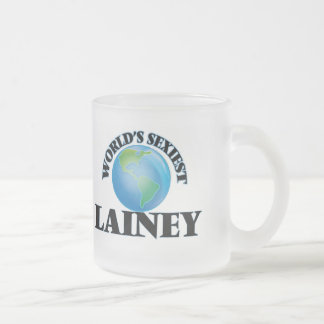 World's Sexiest Lainey Mugs