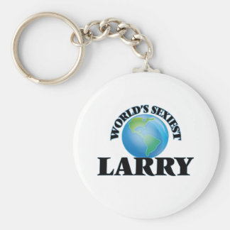 World's Sexiest Larry Keychain