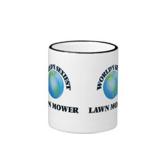 World's Sexiest Lawn Mower Mugs