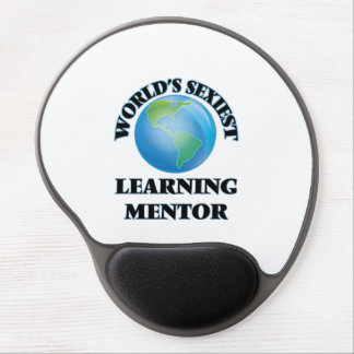 World's Sexiest Learning Mentor Gel Mouse Pad
