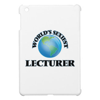 World's Sexiest Lecturer iPad Mini Cases
