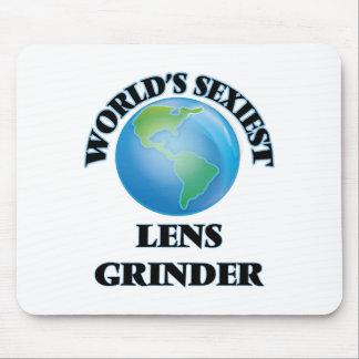 World's Sexiest Lens Grinder Mousepad