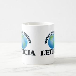World's Sexiest Leticia Classic White Coffee Mug