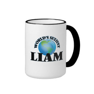 World's Sexiest Liam Mugs