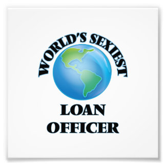 World's Sexiest Loan Officer Photograph