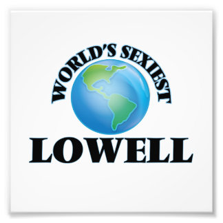 World's Sexiest Lowell Photograph