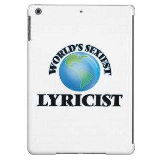 World's Sexiest Lyricist iPad Air Covers
