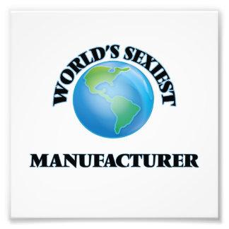World's Sexiest Manufacturer Photograph
