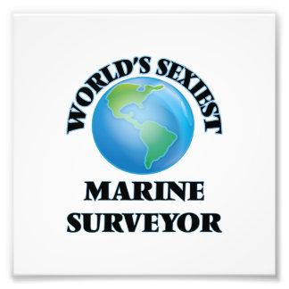 World's Sexiest Marine Surveyor Photo