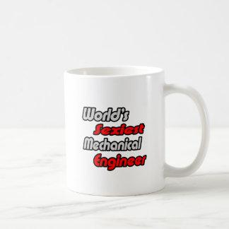 World's Sexiest Mechanical Engineer Coffee Mug