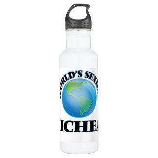 World's Sexiest Micheal 24oz Water Bottle