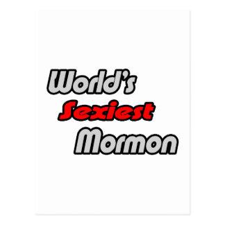 World's Sexiest Mormon Postcard