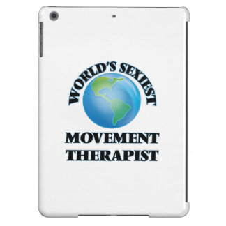 World's Sexiest Movement Therapist iPad Air Cover