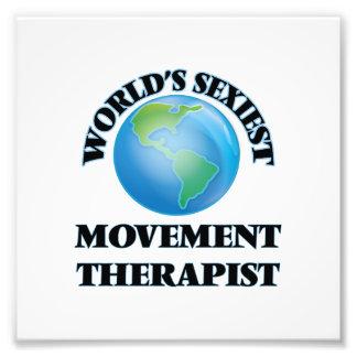 World's Sexiest Movement Therapist Photo Art