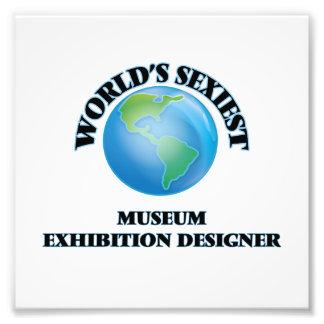 World's Sexiest Museum Exhibition Designer Photo