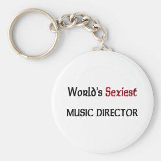 World's Sexiest Music Director Keychain