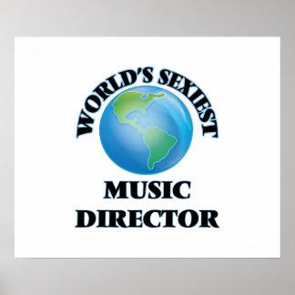 World's Sexiest Music Director Print