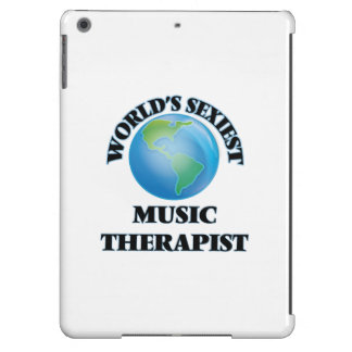 World's Sexiest Music Therapist Case For iPad Air