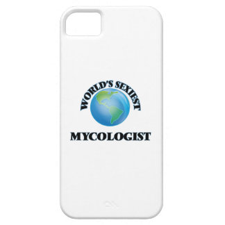 World's Sexiest Mycologist iPhone 5 Covers