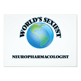 World's Sexiest Neuropharmacologist Cards