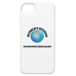 World's Sexiest Neurophysiologist iPhone 5 Cases