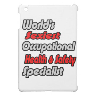 World's Sexiest Occ Health and Safety Specialist Cover For The iPad Mini