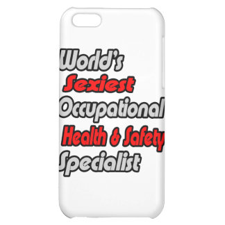 World's Sexiest Occ Health and Safety Specialist Cover For iPhone 5C