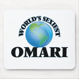 World's Sexiest Omari Mouse Pad