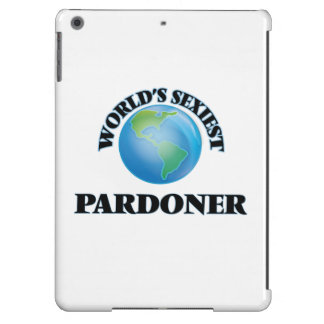 World's Sexiest Pardoner iPad Air Case