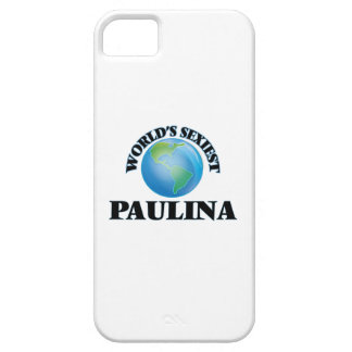 World's Sexiest Paulina iPhone 5 Cases