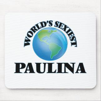 World's Sexiest Paulina Mousepads