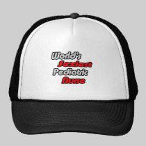 World's Sexiest Pediatric Nurse Mesh Hat