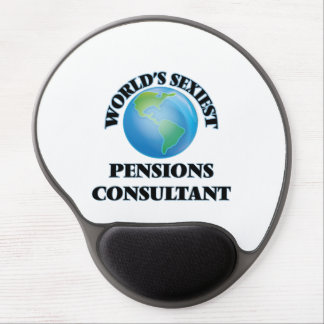 World's Sexiest Pensions Consultant Gel Mouse Pad