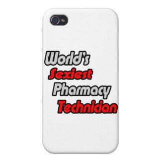 World's Sexiest Pharmacy Technician iPhone 4/4S Case