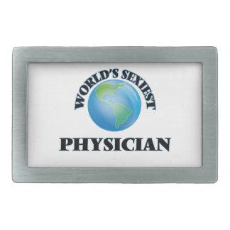 World's Sexiest Physician Belt Buckle