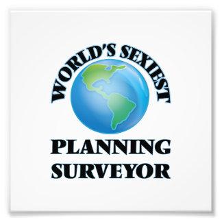 World's Sexiest Planning Surveyor Photographic Print