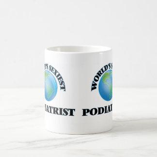 World's Sexiest Podiatrist Coffee Mug