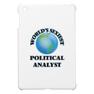 World's Sexiest Political Analyst iPad Mini Cover