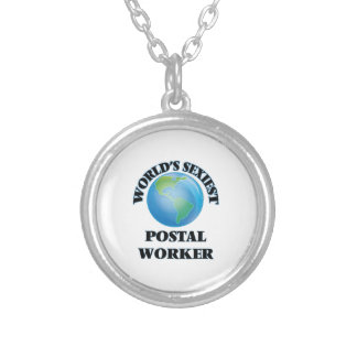 World's Sexiest Postal Worker Necklaces