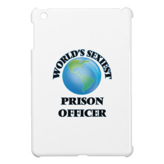 World's Sexiest Prison Officer iPad Mini Cases