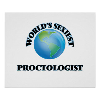World's Sexiest Proctologist Poster