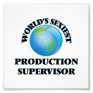 World's Sexiest Production Supervisor Photo