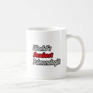 World's Sexiest Pulmonologist Coffee Mug