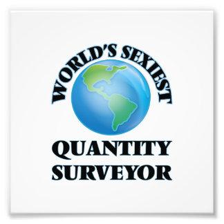 World's Sexiest Quantity Surveyor Photo Art